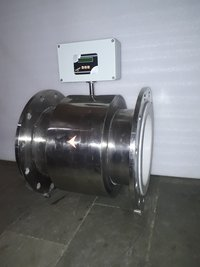 Full Bore Electromagnetic Sludge Meter