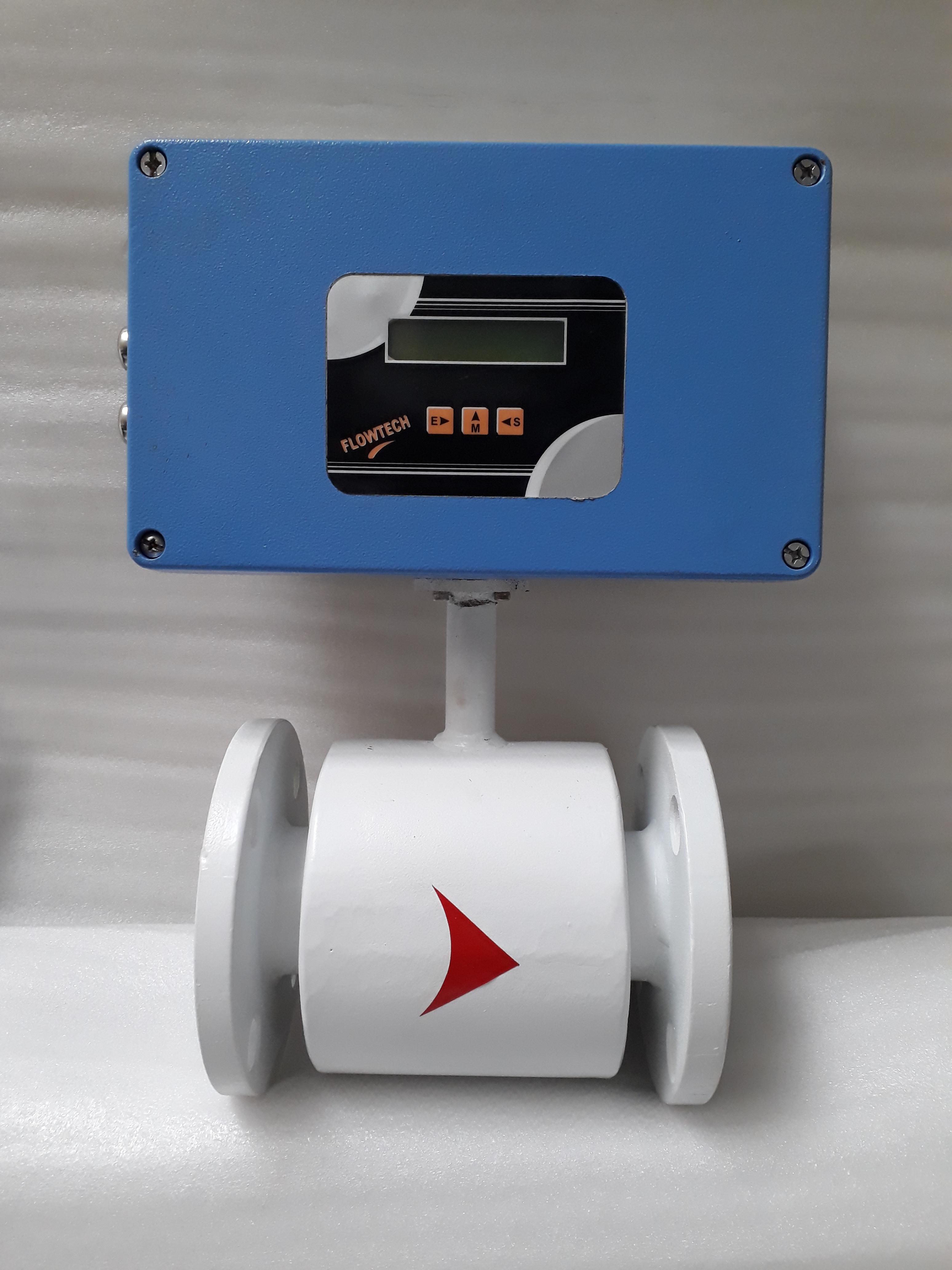 Full Bore Electromagnetic Sludge Meter