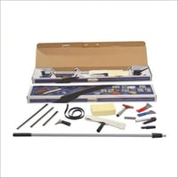 Plastic Glass Cleaning Kit