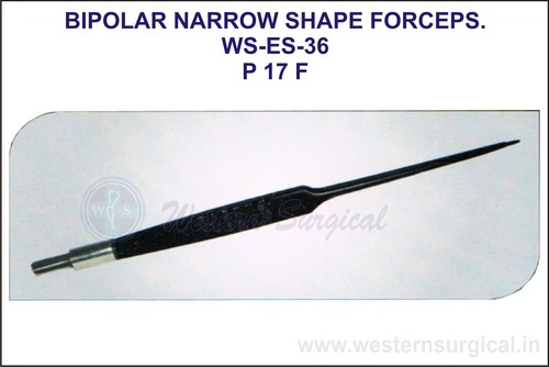 Bipolar Narrow Shape Forceps