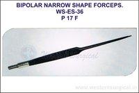 Bipolar Narrow Shape Forceps