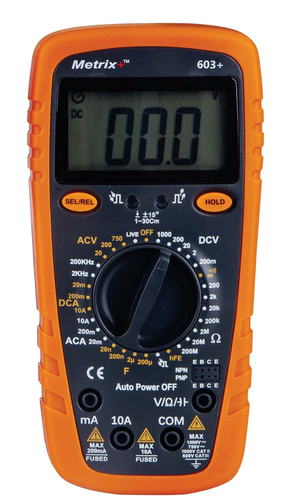 603+ Digital Multimeter