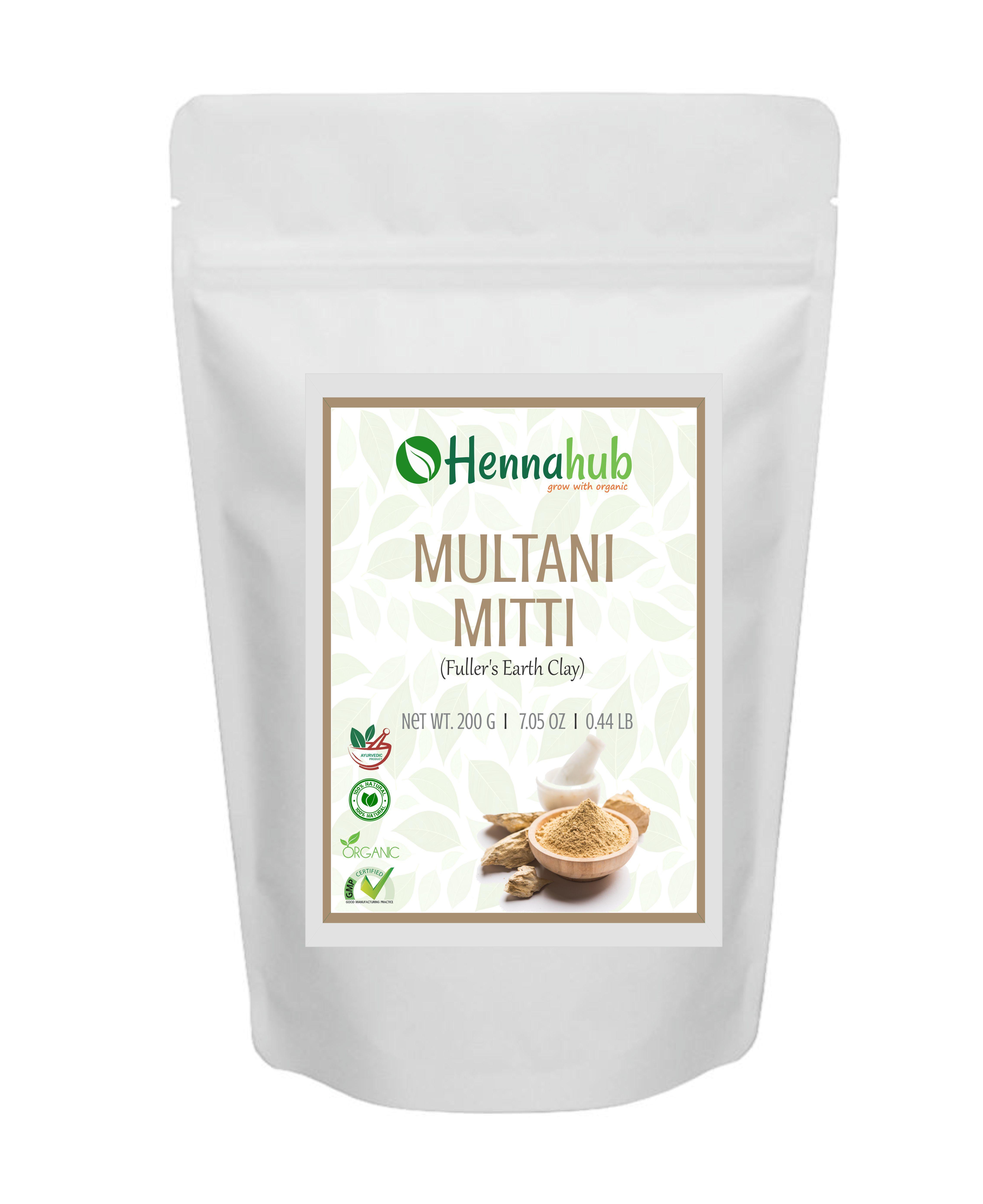 Natural Multani Mitti Powder
