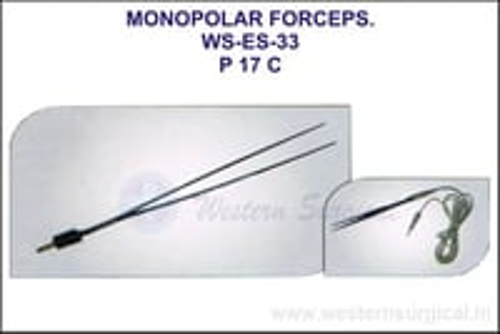 Monopolar Forceps