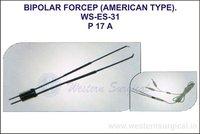 Bipolar Forcep (American Type)