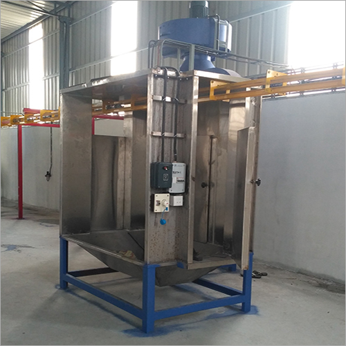 SS Powder Coating Booth