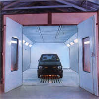 Car Spray Booth
