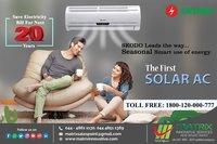 SKODO Solar AirConditioner 1.5 Ton