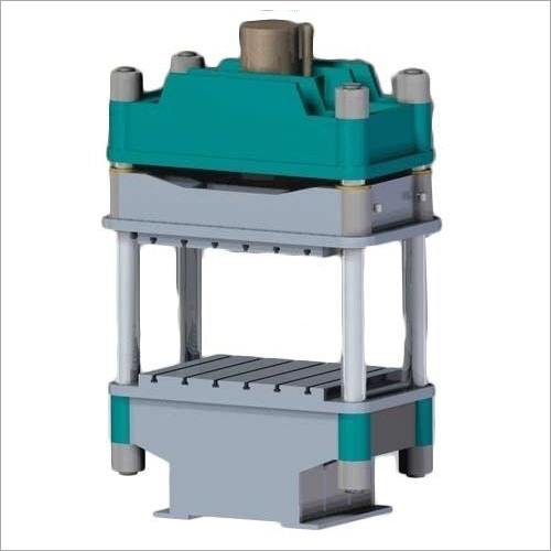 Four Pillar Type Hydraulic Press