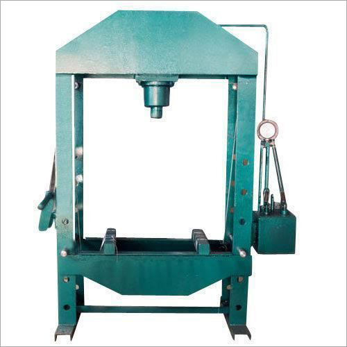 Mild Steel Press Machine