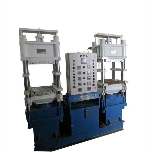 Hydraulic Rubber Moulding Press Machine