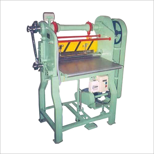 Rubber Bale Cutting Machine