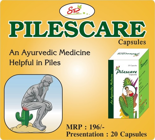 Ayurvedic Piles Care Caosules