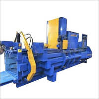 Continuous Paper Baling Machine