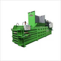 Horizontal Continuous Paper Baling Machine