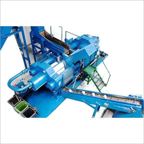 Hydraulic Horizontal Metal Briquetting Machine