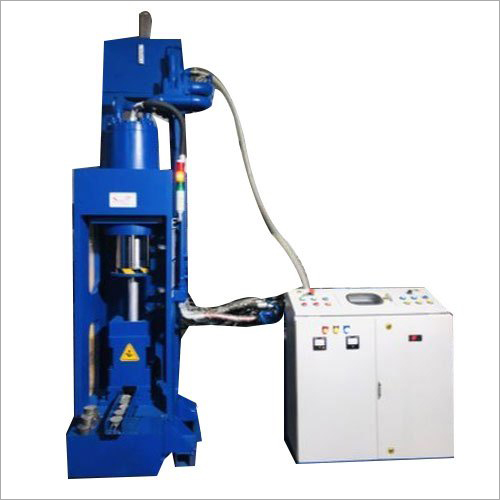 Hydraulic Vertical Metal Briquetting Machine