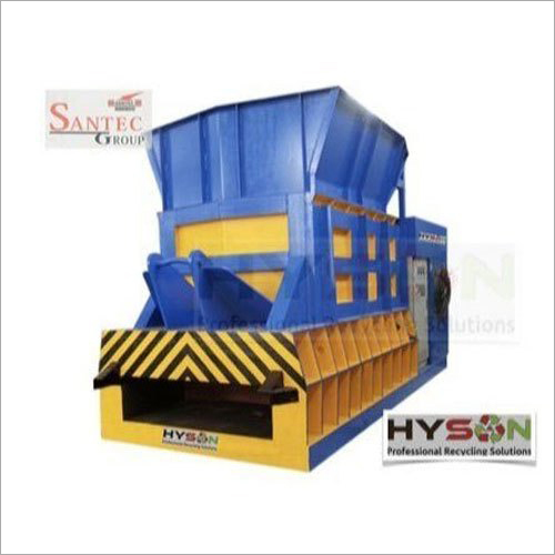 Hydraulic Horizontal Container Shear Machine