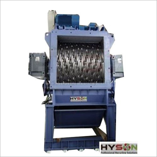 Single Shaft Rotary Shredder
