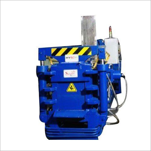 Hydraulic Double Compression Scrap Baling Press Machine