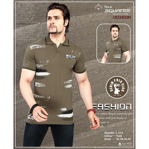 Mens Stylish Polo T-Shirt