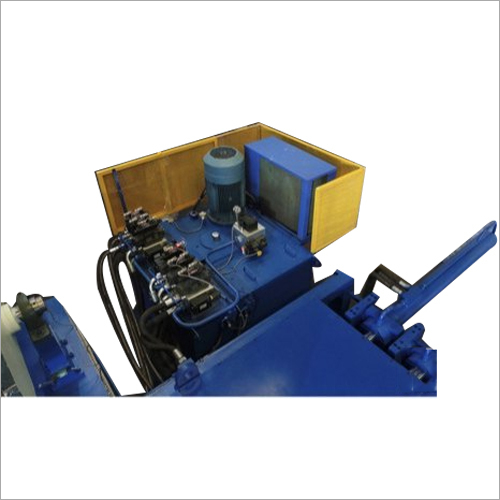 Hydraulic Metal Continuous Baling Machine