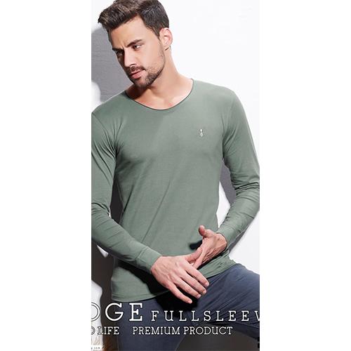Fullsleeve Plain T-Shirt