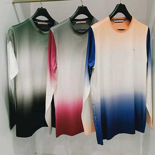 Mens Dye Fullsleeve T-Shirt
