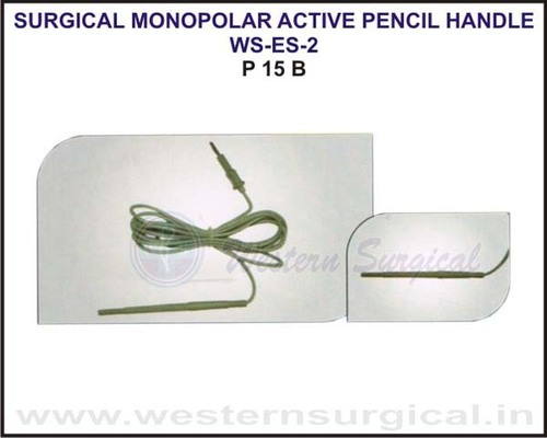 Surgical Monopolar Active Pencil Handle