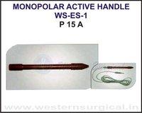 Monopolar Active Handle