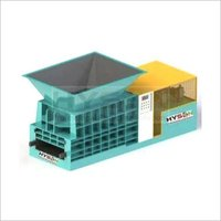 Hydraulic Horizontal Container Shear Machine