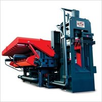 Hydraulic Box Shear Machine