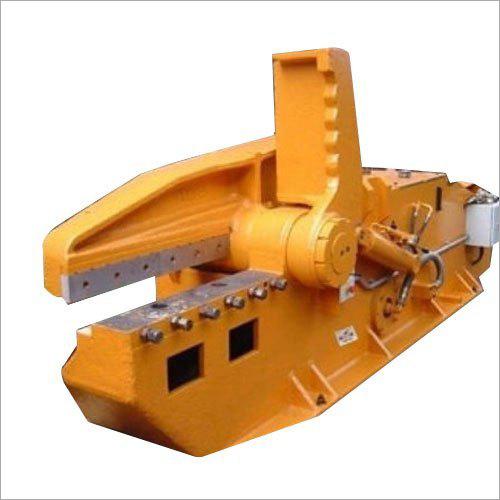 Hydraulic Alligator Shear Machine
