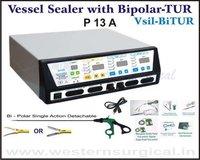 Veseel Sealer with Bipolar-TUR