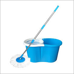 Mop With Spin Bucket