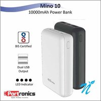 Portronics Mino 10 Black