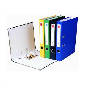 Round Ring File Folder