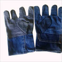 Denim Safety Gloves