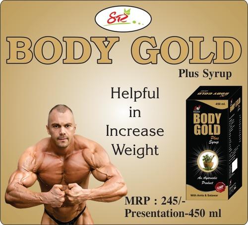 BODY GOLD TONIC