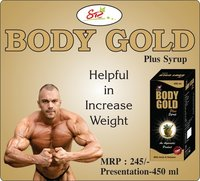 BODY GOLD TONIC