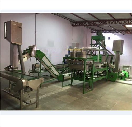 Automatic Cashew Nuts Making Machine