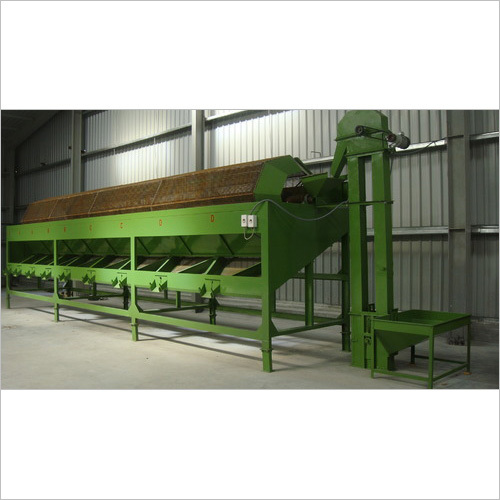 Raw Size Cashew Sorting Machine