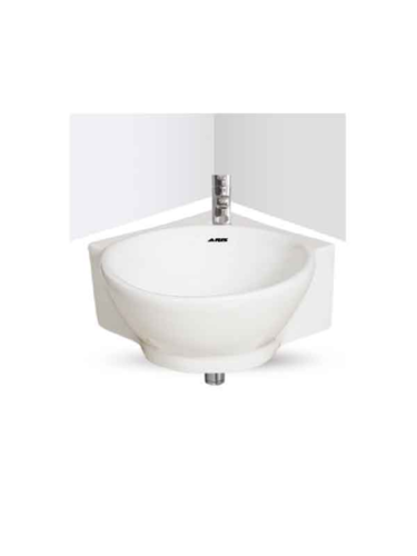 cello corner wash basin