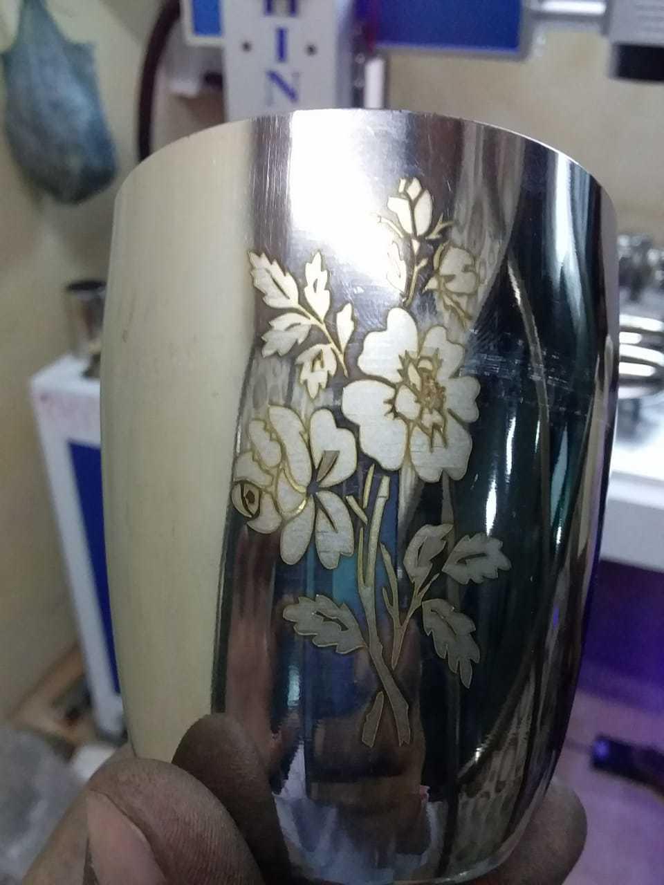 laser steel glass