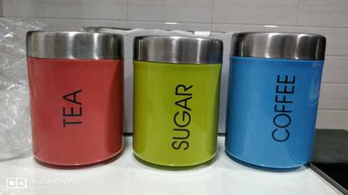 TEA COFEE CONTAINER