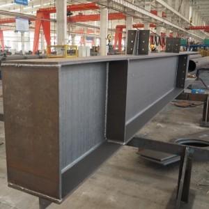 Welding H Beam Steel Metal Building Materials
