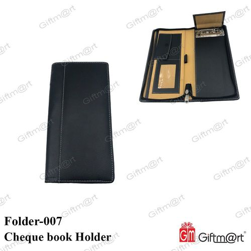 Folder For cheque Book Holder