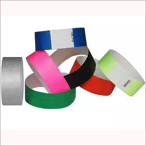 Plain Waterproof Wristband
