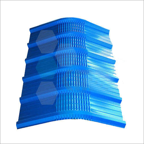 Color Coated Crimped Sheets