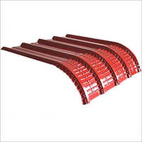 Metal Crimping Roofing Sheet